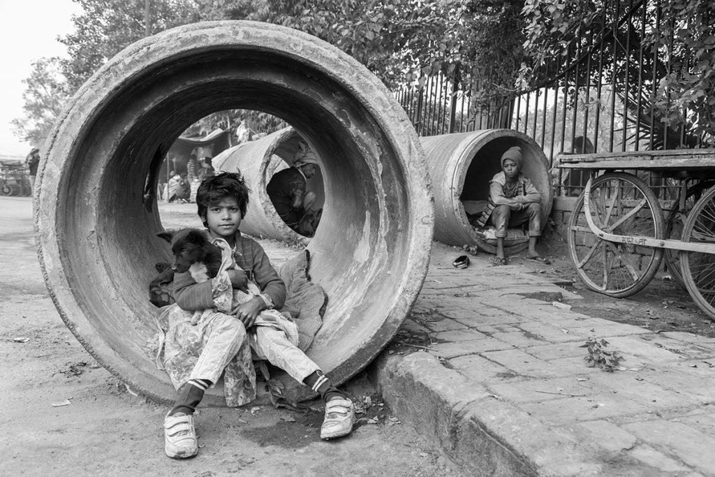 Protecting Street Children In India