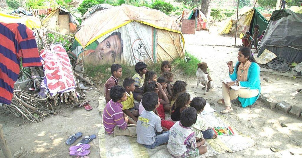Help Underprivileged Children