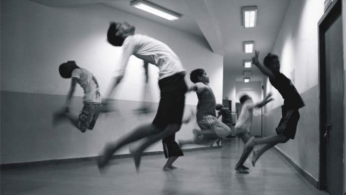 SBT Children Dance Performance Practice