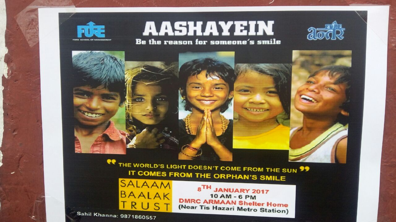 Aashayein event by Fore School of Management