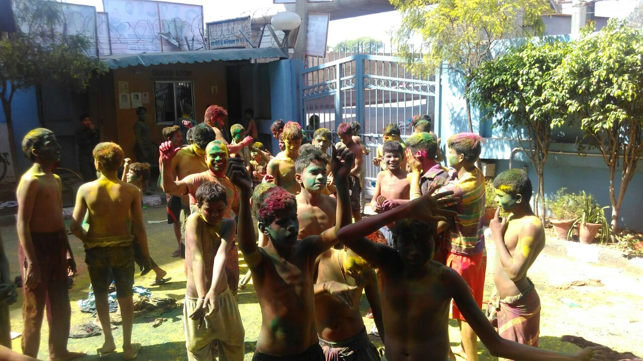 Activities on Holi